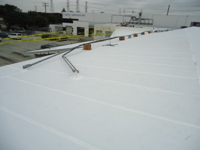 Apartment Roofing System