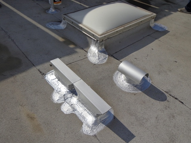 Flat Roofs Gallery