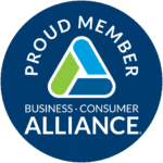 Rate Us on the Business Consumer Alliance - Royal Roofing